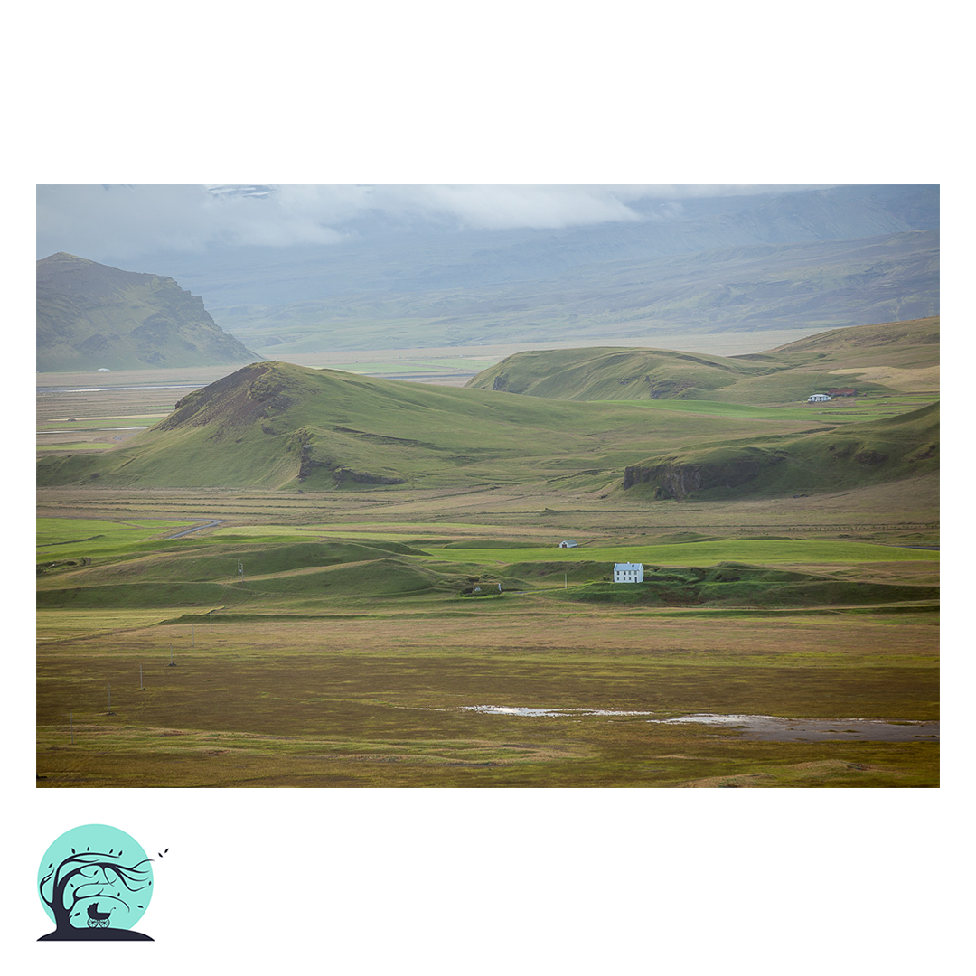 Iceland Landscape Print Solheimasandur by London Photographer Nick Miners