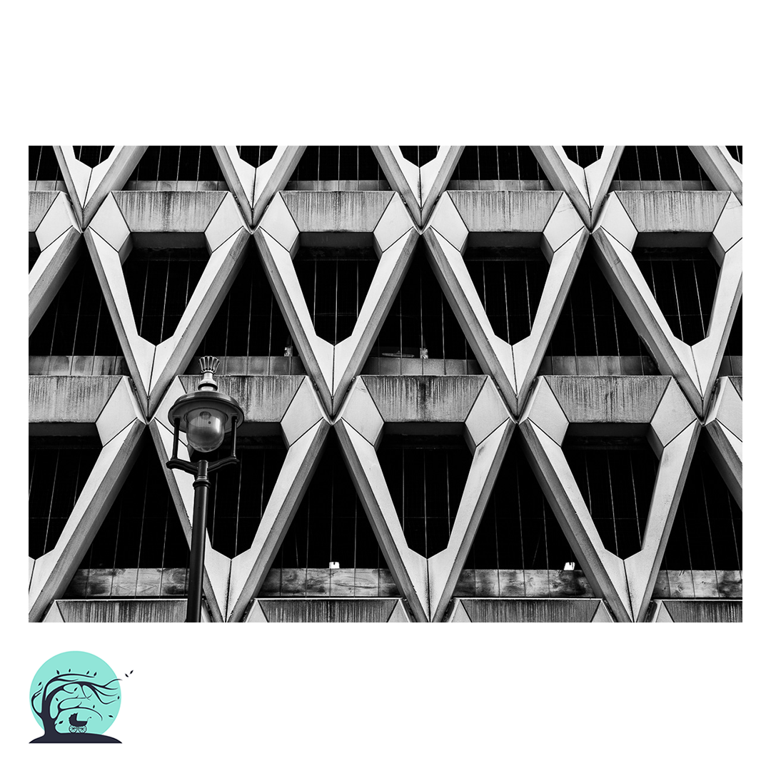 Urban Geometry Welbeck Street Car Park by Nick Miners