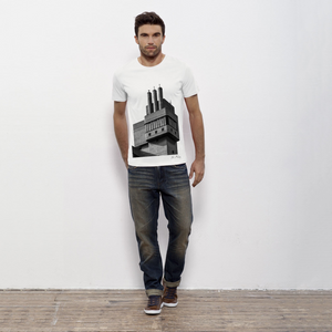 Architecture T-Shirt Glenkerry by Nick Miners