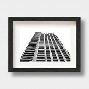 Brutalist Architecture Print Et Tu by London Photographer Nick Miners