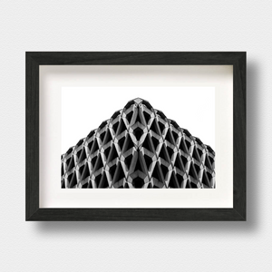Brutalist Architecture Print Tricorn London Photographer Nick Miners