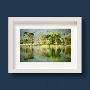 Buttermere Art Print Lake District Nick Miners