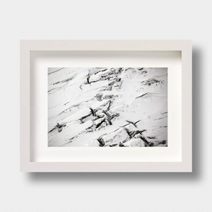 Iceland Landscape Print Crevasse by London Photographer Nick Miners
