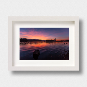 Lake District Landscape Print Derwentwater by Photographer Nick Miners