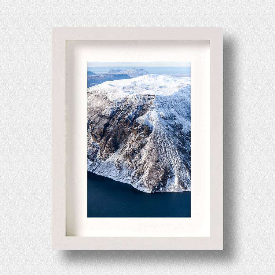 Iceland Landscape Print Hvalfell by Photographer Nick Miners
