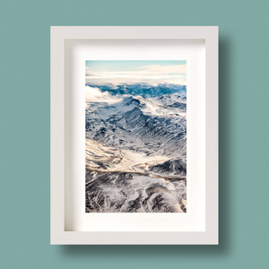 Iceland Mountains Print Nick Miners Wilderness
