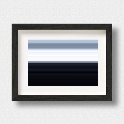 Iceland Abstract Landscape Print Dyrholaey by Photographer Nick Miners