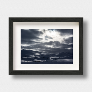 Iceland Landscape Print Hellisheidi by London Photographer Nick Miners