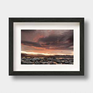 Iceland Landscape Print Jokulsarlon by London Photographer Nick Miners