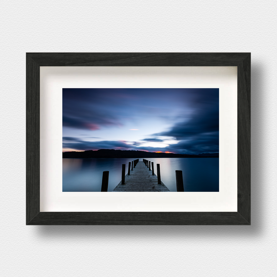 Lake Windemere Art Print Nick Miners