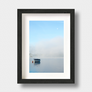 Lake District Landscape Print Morning Mist by Photographer Nick Miners