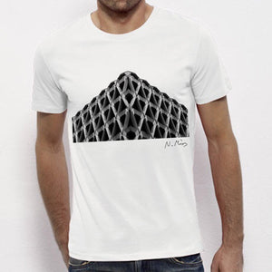 Modern Architecture T-Shirt Welbeck Street by Nick Miners