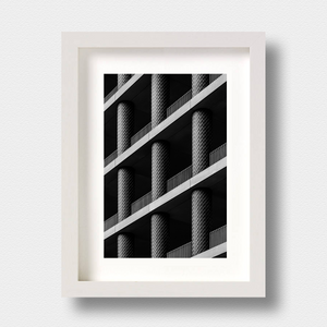 Modern Architecture Print Weft by London Photographer Nick Miners