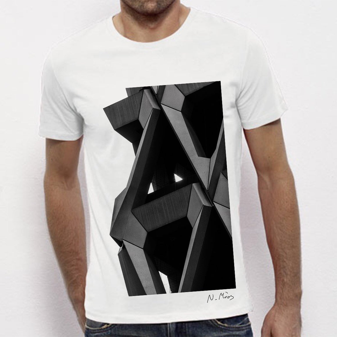 Welbeck Architect's T-Shirt by Nick Miners