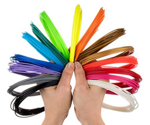 Filaments for 3D Pen
