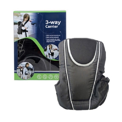 Mothercare 3-Way Baby Carrier  3合1 婴儿背袋