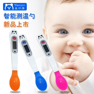 Baby Temperature Control Spoon 婴儿温度勺