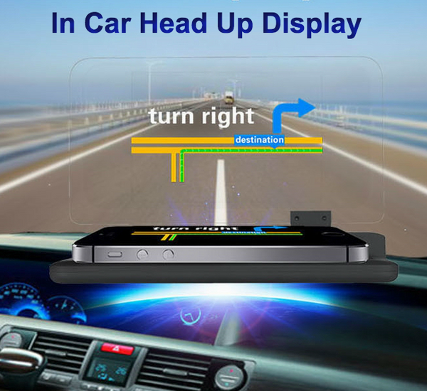 Heads-up Display Demo