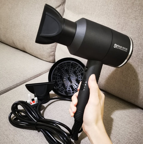 Professional Hydronic Anion Hair Dryer 超大功率负离子吹风机