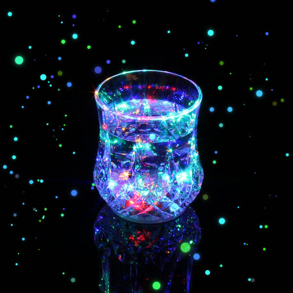Colorful LED Cup  七彩LED闪光杯子