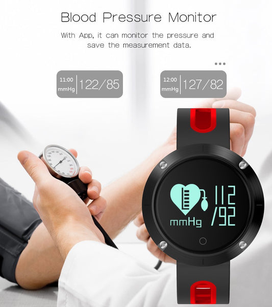 Blood Pressure SmartWatch  心率血压智能手表