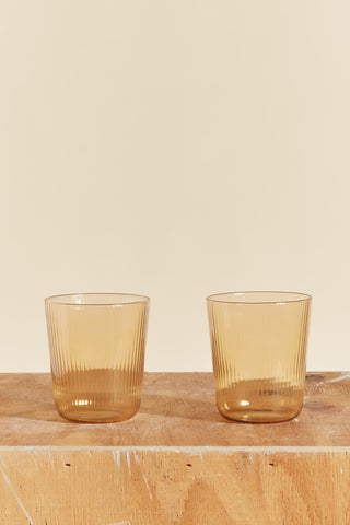 R+D Lab Acqua Drinking Glasses - Set of Two