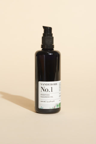Vanderohe No.1 Purifying Cleansing Oil