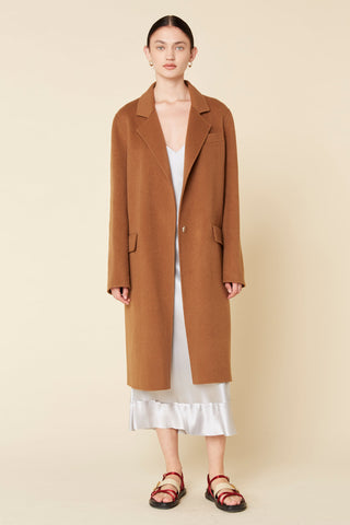 Dallas Tailored Coat