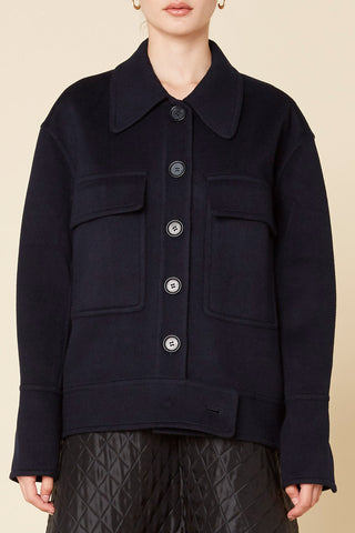Dallas Wool Cashmere Jacket
