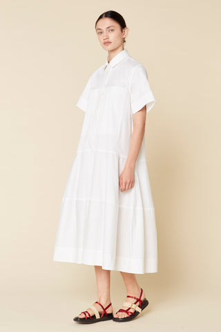 Elsie Short Sleeve Shirtdress