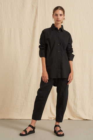 LM Poplin Long Sleeve Shirt