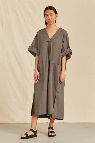 LM Spliced Tee Dress