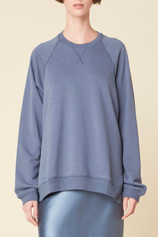 Vince Fleece Raglan Sweater