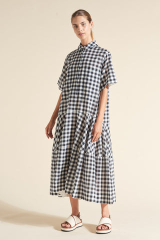 Ace Short Sleeve Shirtdress