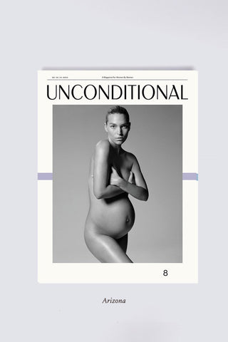 Unconditional Magazine Nº8 - The Body Issue