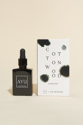 LM x AYU Cottonwood Scented Oil