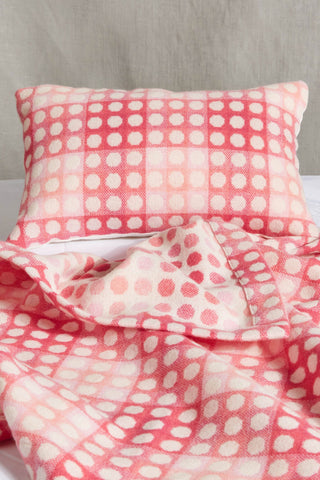 Baby Cushion and Blanket Set