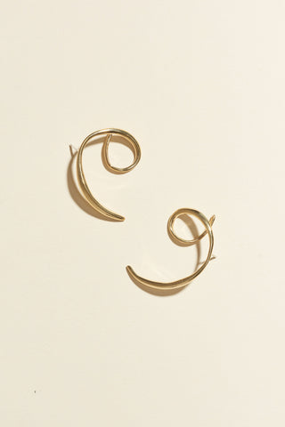 FARIS Vinea Twist Earrings