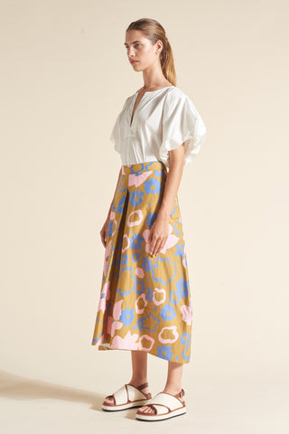Goldie Floral Skirt