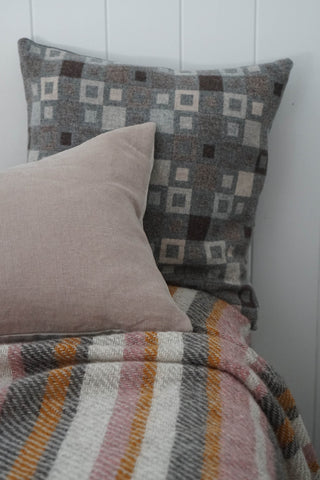 Retro Square Cushion Small