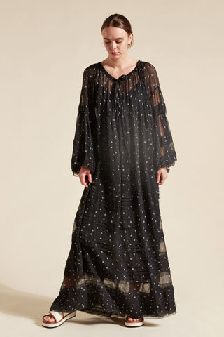 Hattie Long Sleeve Maxi Dress