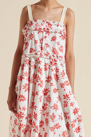 Lulu Floral Cami Dress