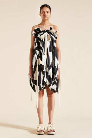 Maisie Convertible Balloon Dress