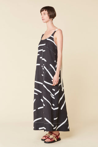 Palmas Scoopback Maxi Dress