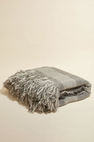 Stansborough Woven Brushed SG Wool Blanket