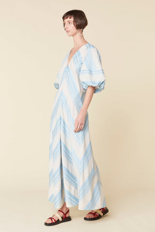 Tilda Puff Sleeve Dress