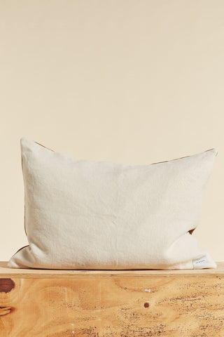 Lee Mathews Linen Rectangle Pillow Large