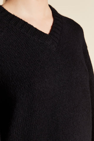 Miho V Neck Knit