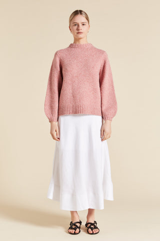 Miho Balloon Sleeve Knit