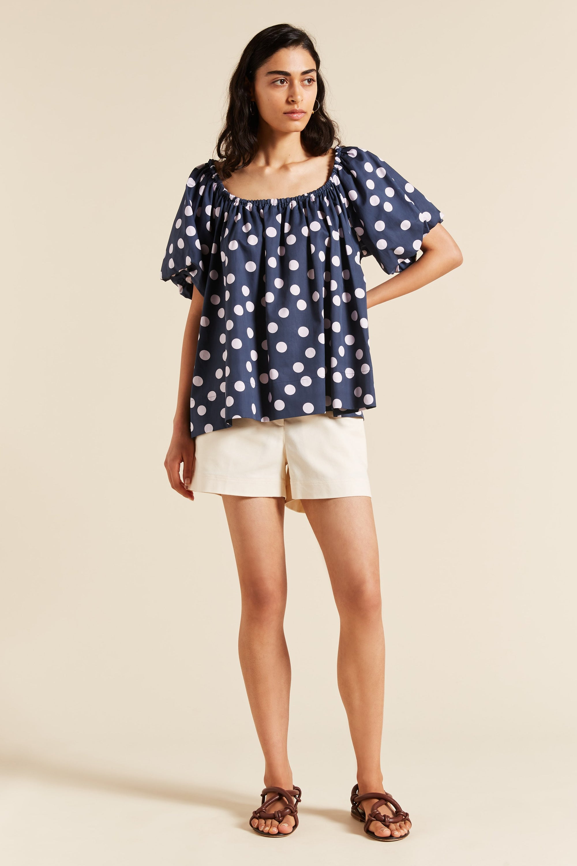 Bea Flutter Top
